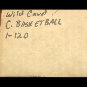 Wild card Basketball 1-120